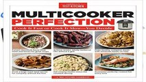 Multicooker Perfection: Cook Cook It Fast or Cook It Slow-You Decide Complete