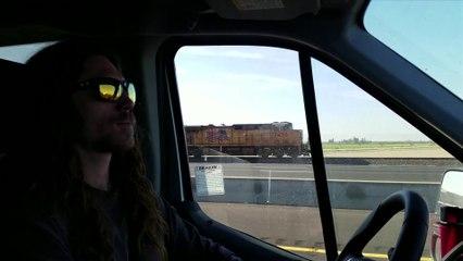 Travel Track On Sirk TV: WESTERNER TOUR (TREK AMERICA) [The American Southwest]