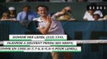 Il y a 31 ans - La colère noire de McEnroe face à Lendl !