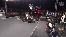 BMX Spine Ramp Qualifications Highlights | FISE Montpellier 2019