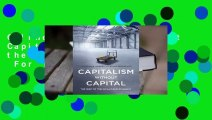 Online Capitalism Without Capital: The Rise of the Intangible Economy  For Trial