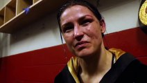 'STEP UP & FIGHT ME. I QUESTION YOUR HEART' -KATIE TAYLOR TO AMANDA SERRANO, RIPS TITLE FROM VOLANTE