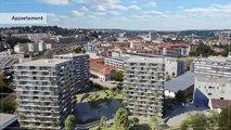 A vendre - Appartement - Fribourg (1700) - 4 pièces - 106m²