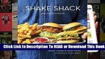 Full E-book  Shake Shack: Recipes & Stories  Review
