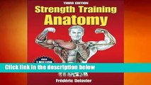 Strength Training Anatomy  Best Sellers Rank : #1
