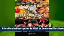 Full E-book Nutritional Guidelines for Athletic Performance: The Training Table  For Full