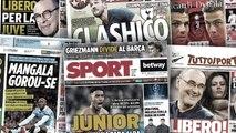 Maurizio Sarri est libre pour la Juventus, le Barça a trouvé une doublure pour Jordi Alba