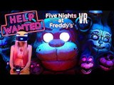 Five Nights at Freddy's VR: Help Wanted (PS4) Gameplay - I try to help and fail :(