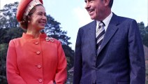 The Queen meeting US Presidents through the years