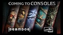 D&D Classics Enhanced Editions - Trailer console