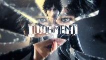 Judgment - Bande-annonce des combats (version anglaise)
