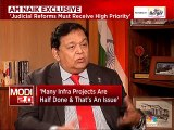 NDA 2.0 should prioritise judicial, power sector reforms, says L&T's AM Naik