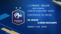 Équipe de France, la conférence de presse des Bleus en direct de Nantes (16h45)