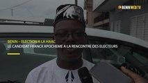 Bénin - HAAC : le candidat Franck Kpocheme à la rencontre des électeurs