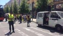 Gilets jaunes : une trentaine de personnes mobilisées à Avignon