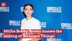 Millie Bobby Brown Is Keeping The Ending For 'Stranger Things' Secret