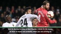 Ramos feels at home at Real Madrid - Garcia