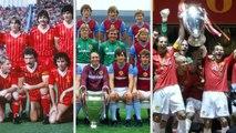 Relembre os ingleses campeões da Liga dos Campeões