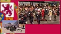 Las Fuerzas Armadas españolas celebran el 30º aniversario de sus misiones exteriores en democracia