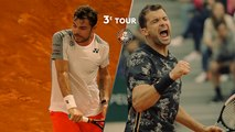 Roland-Garros 2019 : Le résumé de Stan Wawrinka – Grigor Dimitrov