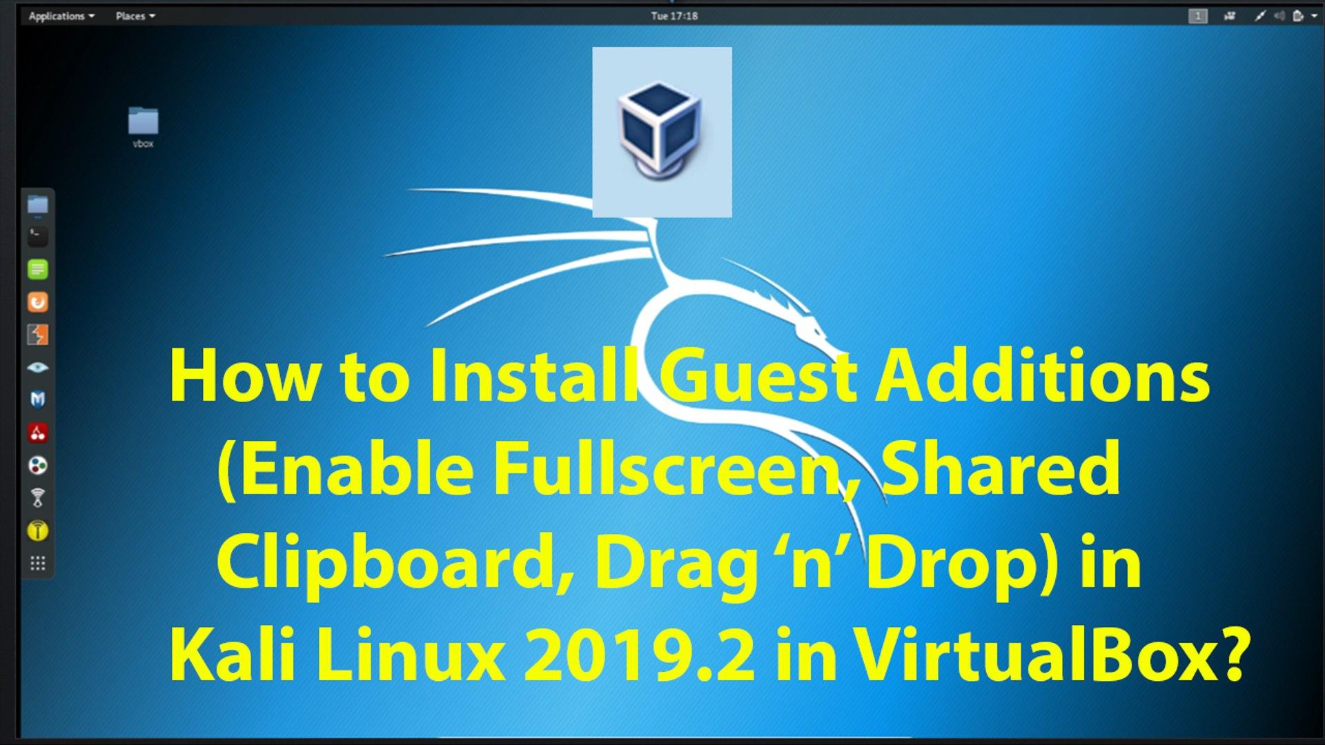 Linux Full Screen