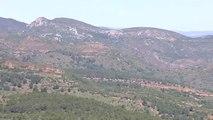 Aumentan el riesgo de incendios en España por el calor