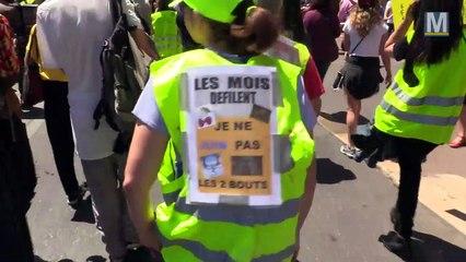 À Marseille, les Gilets jaunes font converger les colères