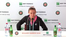 Simona Halep and Stan Wawrinka reflect on French Open 3rd round wins