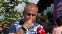 Deputeti Ervin Bushati komenton për RTV Ora çeljen e fushatës për zgjedhjet vendore