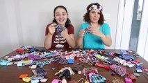 Kazı Kazan Barbie Kombin Challenge Kağıttan Ne Çıkarsa Slaym 5 Saniyede Bidünya Oyuncak
