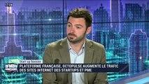 Start-up booster: plateforme française, Octopulse augmente le trafic des sites internet des startups et PME - 11/05
