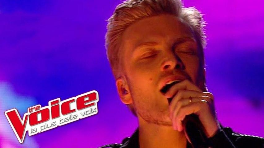 Coldplay – Clocks   Guilhem Valayé   The Voice France 2015   Prime 2