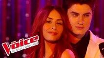 Frank & Nancy Sinatra– Something Stupid   David Thibault & Hiba Tawaji   The Voice 2015  Demi-Finale