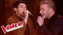 U2 – Still Haven't Found | Lilian Renaud & Guilhem Valayé | The Voice France 2015 | Demi-Finale