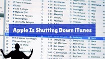 Big Apple News: No More iTunes