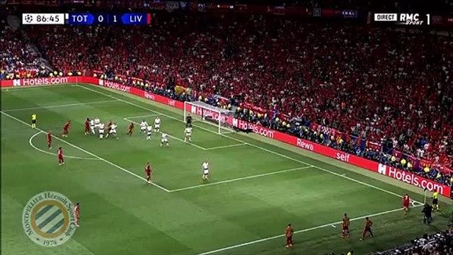 Divock Origi goal against Tottenham (0-2)