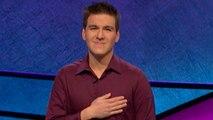James Holzhauer' Ends Winning Streak On 'Jeopardy!'