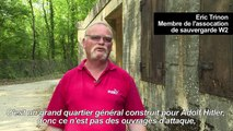 """Près de Soissons, le """"Ravin du Loup 2"""", QG oublié d'Hitler"""