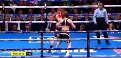 Katie Taylor vs Delfine Persoon Full Fight Video 1.6.2019