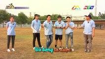 Đội đá bóng kiệt xuất trổ tài