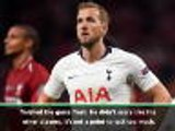 No regrets about starting Kane - Pochettino