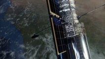 NASA's Hubble Spies Unusual Activity In Far-Off Galaxy