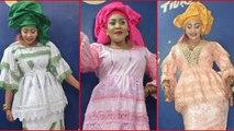 Modèles de tenues pour la Korité: les dernières tendances d'anta la Tigresse