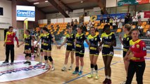Handball - Fin de carrière festive pour Julie Bedon avec Epinal