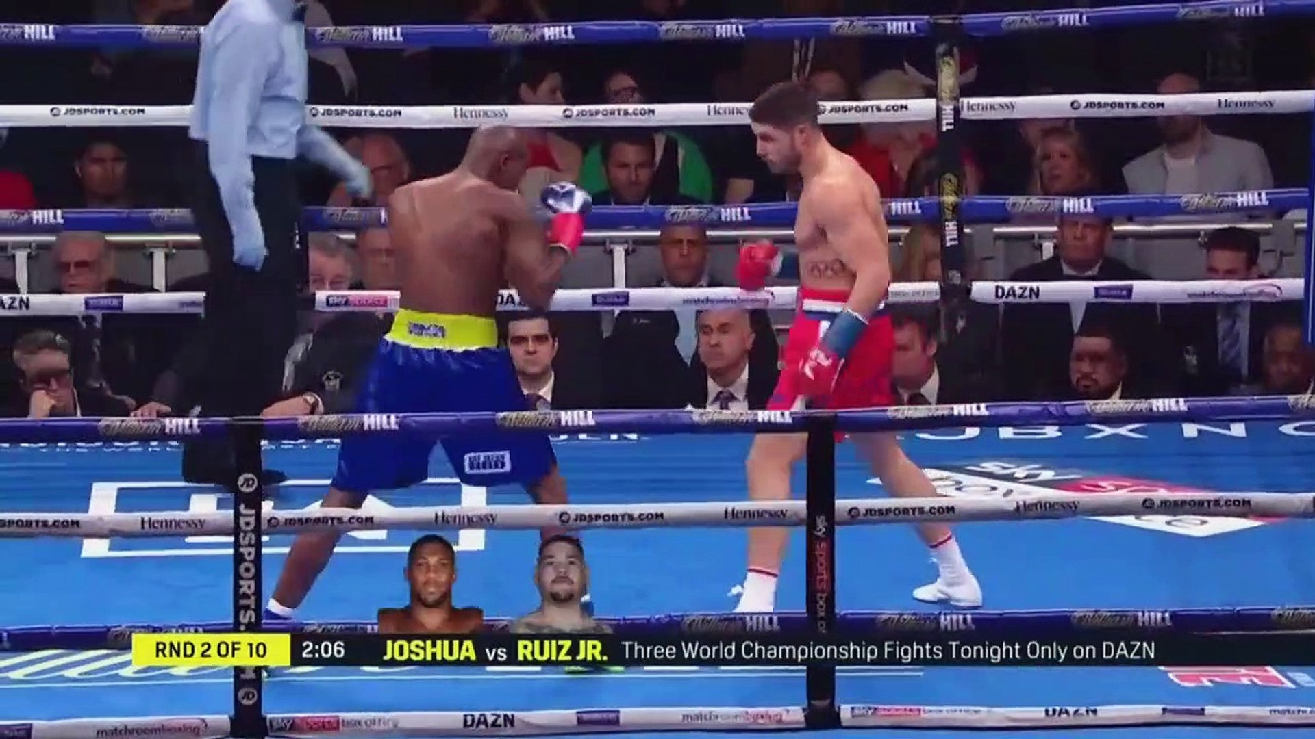 Josh Kelly vs Ray Robinson Full Fight HD