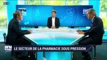 Le duel: Philippe Besset face à Fabien Guez - 02/06