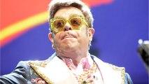 Celebrity Close Up: Elton John