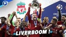 La presse européenne s'enflamme pour le titre de Liverpool en Ligue des Champions