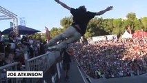 WS Roller Freestyle Park World Cup Final Top 5 | FISE Montpellier 2019