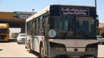 Syrian refugees head to Aleppo from Turkey for Eid holiday
